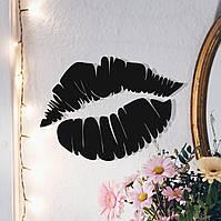 Модульное панно для салона красоты Lips