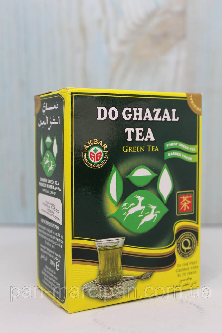 Чай зелений Do Ghazal Tea 100г