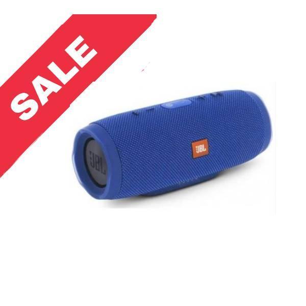 """Портативна Bluetooth колонка """"JBL CHARGE 3"""" Waterproof Blue"""