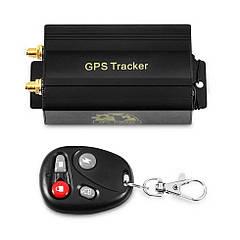 Автомобильный GPS трекер TK103B