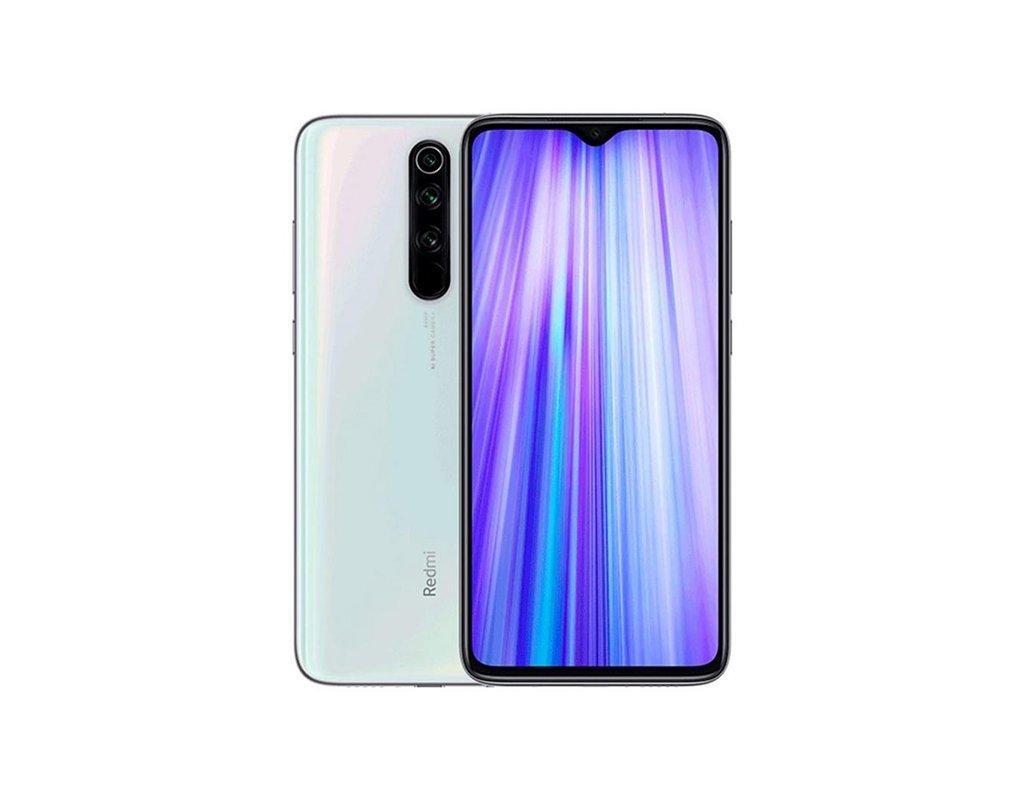 Мобильный телефон Xiaomi Redmi Note 8 Pro 6/128GB (White) Global