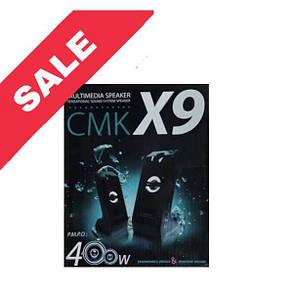 """Колонки USB """"CMK-X9"""" Black, фото 2"""