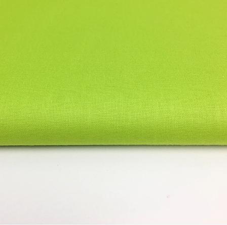 Польская хлопковая ткань салатовая 160 см, фото 2