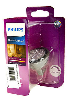 LED лампа GU5.3 Philips