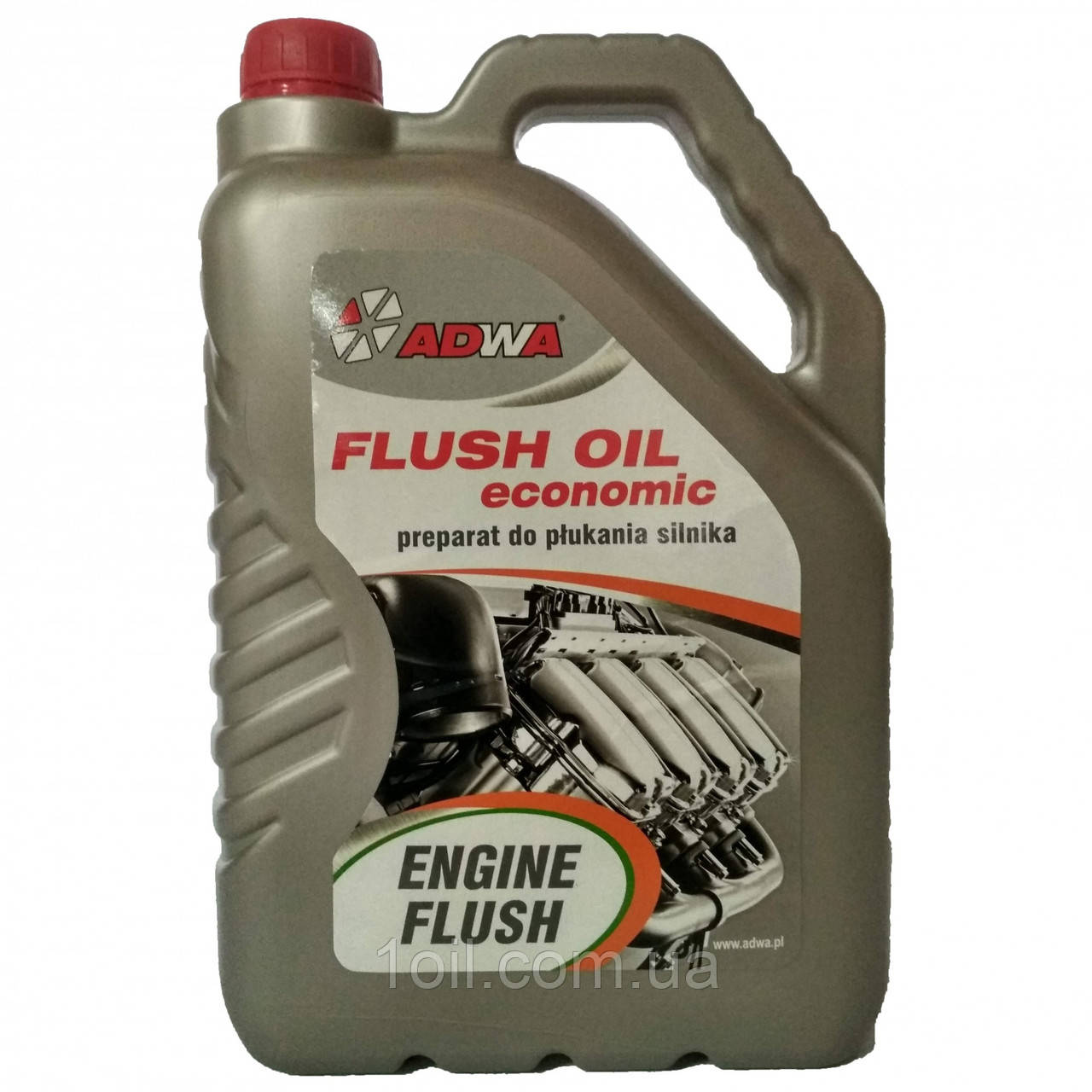 Масло промивне ADWA Flush-oil 3,5 л