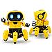 Интерактивный робот-конструктор HG715 M, фото 4