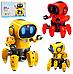 Интерактивный робот-конструктор HG715 M, фото 2
