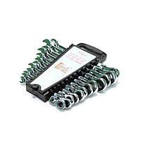 Набір ключів з тріскачкою 12 од. 8-19 мм в пластиковому холдері PROFLINE 60229