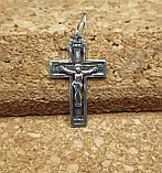 Серебряный крест Арт. Кр 218, фото 3