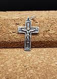 Серебряный крест Арт. Кр 218, фото 5