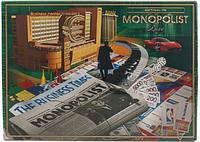"""Экономическая настольная игра для детей """"Монополист"""", развивающие логические игры для всей семьи"""
