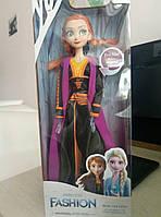 Детская BJD кукла шарнирная типа Барби Frozen Heart YF101E с нарядом принцессы, музыкальная игрушка, свет