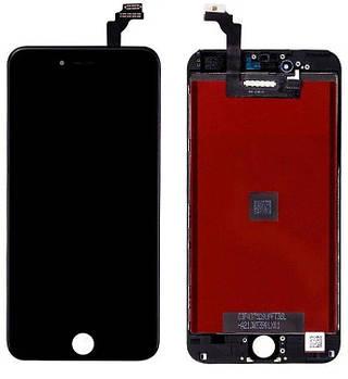 Дисплей IPhone 6 Plus + сенсор Черный high copy