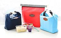 Сумка для обедов. Термостойкая сумка. Стильная сумка холодильник. Сумка в дорогу. Сумка хит сезона Код: КЮ21