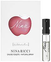 Пробник Nina Ricci Nina 1,5 ml Оригинал