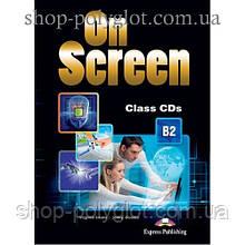 Диски On screen B2 Class Audio CDs (3)