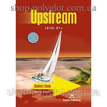 Учебник английского языка Upstream B1+ Student's Book