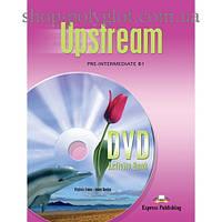 Рабочая тетрадь Upstream Pre-Intermediate DVD Activity Book