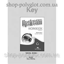 Ответы Upstream Proficiency C2 Revised Edition Workbook Key