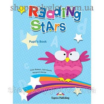 Підручник англійської мови Reading Stars Pupil's Book
