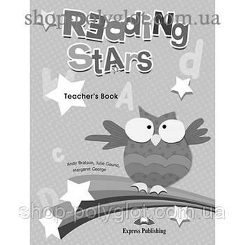 Книга для учителя Reading Stars Teacher's Book