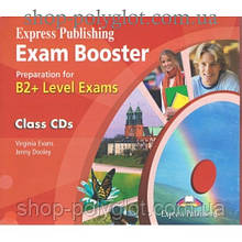 Диски Exam Booster Preparation for B2+ CDs (set of 2)