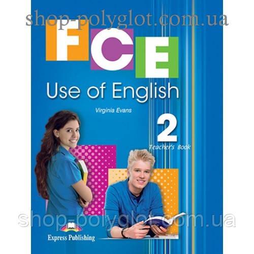 Книга для учителя FCE Use of English 2 (for the updated 2015 exam) Teacher's Book