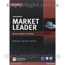 Учебник английского языка Market Leader (3rd Edition) Intermediate Coursebook with DVD-ROM