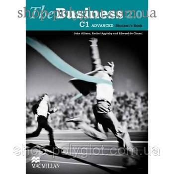 Підручник англійської мови The Business 2.0 Advanced C1 student's Book