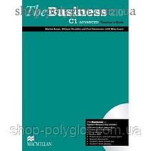 Книга для учителя The Business 2.0 Advanced C1 Teacher's Book + Resource Disc