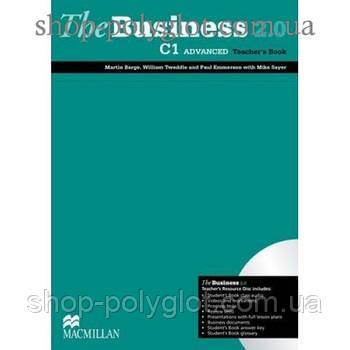 Книга для вчителя The Business 2.0 Advanced C1 teacher's Book + Resource Disc
