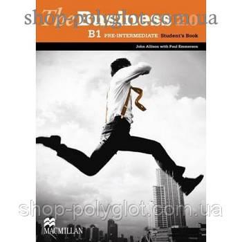 Підручник англійської мови The Business 2.0 Pre-Intermediate B1 student's Book + eWorkbook