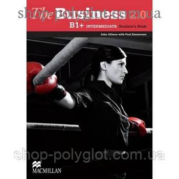 Підручник англійської мови The Business 2.0 В1+ student's Book