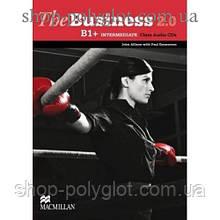 Диски The Business 2.0 Intermediate B1+ Class Audio CD