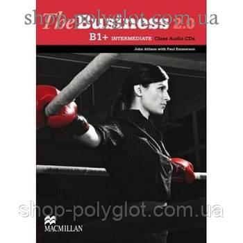 Диски The Business 2.0 В1+ Class Audio CD