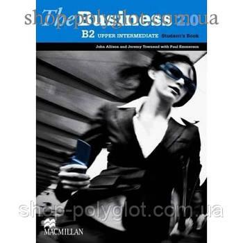 Підручник англійської мови The Business 2.0 Upper Intermediate B2 student's Book