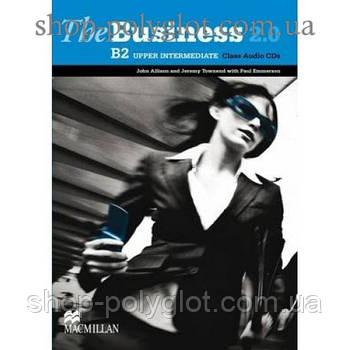 Диски The Business 2.0 Upper Intermediate B2 Class Audio CD