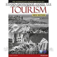 Рабочая тетрадь English for International Tourism Pre-Intermediate New Edition Workbook with Key and Audio CD Pack