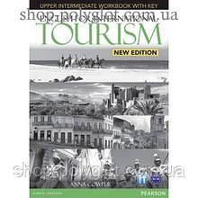 Рабочая тетрадь English for International Tourism Upper Intermediate New Edition Workbook with Key and Audio CD Pack