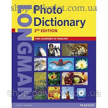 Словарь английского языка Longman Photo Dictionary British English Edition Paper with Audio CDs (2)