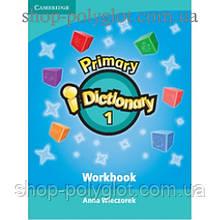 Словарь английского языка Primary i - Dictionary 1 High Beginner Workbook with CD-ROM