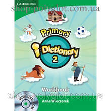 Словарь английского языка Primary i - Dictionary 2 Low elementary Workbook with CD-ROM