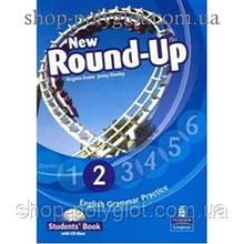 Учебник английского языка New Round-Up Grammar Practice Level 2 Student Book + CD-ROM
