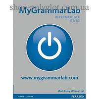 Учебник английского языка MyGrammarLab Intermediate Without Key and MyLab Pack