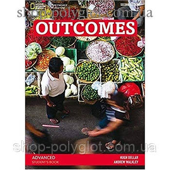 Учебник английского языка Outcomes 2nd Edition Advanced Student's Book + Class DVD