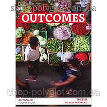 Книга для учителя Outcomes 2nd Edition Advanced Teacher's Book + Class Audio CD