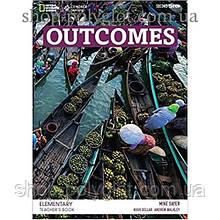 Книга для учителя Outcomes 2nd Edition Elementary Teacher's Book + Class Audio CD