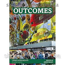 Учебник английского языка Outcomes 2nd Edition Upper-Intermediate Student's Book + Class DVD