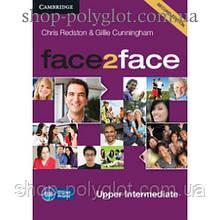 Диски Face2face Second edition Upper Intermediate Class Audio CDs (3)