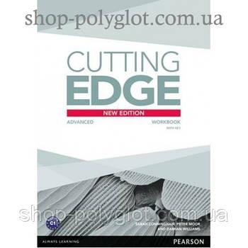 Робочий зошит Cutting Edge Advanced 3rd edition Workbook with key